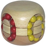 Twister - Wooden Puzzle Brain Teaser