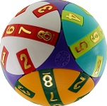 Wisdom Ball Wisdom Version - Awarded Sliding Twisting Sphere Puzzle