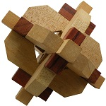Papillon 15 � Interlocking Wooden Puzzle
