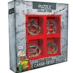 Extreme Set - 4 Disentanglement Metal Puzzles