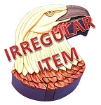 Irregular - Eagle Head Secret Wooden Puzzle Box