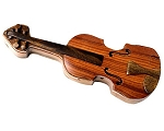 Violin - Secret Wooden Puzzle Box