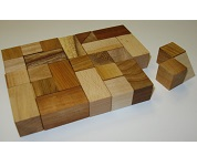 HCP2nt - Wooden Puzzle Brain Teaser