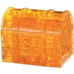 Flashing Treasure Box- 3D Jigsaw Crystal Puzzle