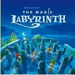 The Magic Labyrinth - Top Rated Memory Maze Board Game