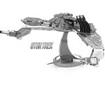 Bird Of Prey Star Trek - Metal Earth 3D Model Puzzle