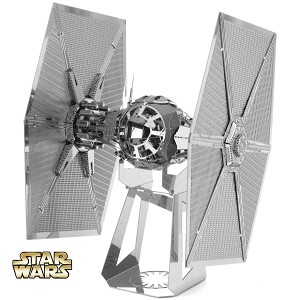 TIE Fighter Special Forces Star Wars - Metal Earth 3D Model Puzzle