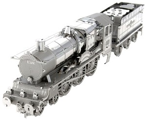 Hogwarts Express Train Harry Potter - Metal Earth 3D Model Puzzle