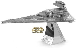 Imperial Star Destroyer Star Wars - Metal Earth 3D Model Puzzle