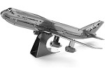 Commercial Jet - Metal Earth 3D Model Puzzle