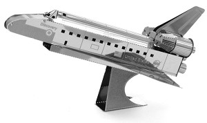 Space Shuttle Discover - Metal Earth 3D Model Puzzle