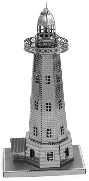 Light House - Metal Earth 3D Model Puzzle