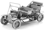 Ford 1908 Model T - Metal Earth 3D Model Puzzle