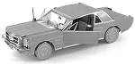 1965 Ford Mustang - Metal Earth 3D Model Puzzle