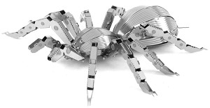 Spider - Metal Earth 3D Model Puzzle