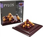 Pylos Classic - Wooden Strategy Game by Gigamic