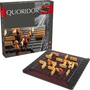 Quoridor Clasic - Wooden Strategy Game by Gigamic