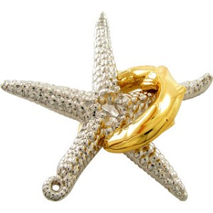 Cast Starfish - Hanayama Metal Puzzle