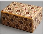 4 Sun 9 Steps Piggy Bank Star Japanese Puzzle Box