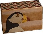 5 Sun 10 Steps Bird A - Japanese Puzzle Box