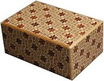 5 Sun 10 Steps Star- Japanese Puzzle Box