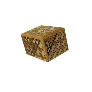 Mame 4 Steps Japanese Puzzle Box