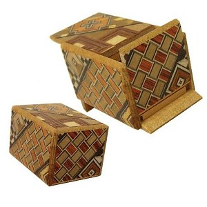 Mame 10 Steps Japanese Puzzle Box