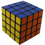 Four Layers Magic Cube - Rotation Puzzle