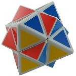 Star Route Cube - Rotation Brain Teaser Puzzle