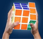 Rubik's Cube Light Twisty Puzzle Game
