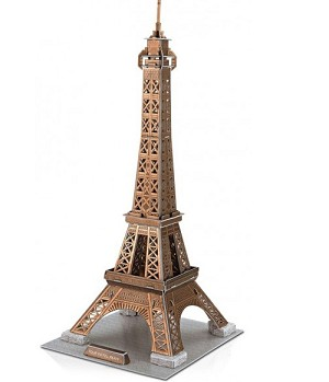 Eiffel Tower 3D Jigsaw Puzzle 35 Pieces