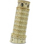 Leaning Pisa Tower 3D Jigsaw Puzzle 13 Pieces