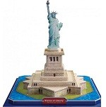 Statue of Liberty 3D Jigsaw Puzzle 39 Pieces