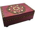 Kaleidoscope (Large) - Secret Wooden Puzzle Box
