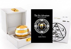 The Isis Adventure Book - Puzzle Book for Isis series