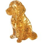 3d Crystal Puzzle Puppy Dog