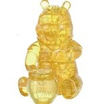 3d Crystal Puzzle Winnie the Pooh Honeypot