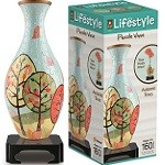 Lifestyle 3D Puzzle Vase - Autumn Trees