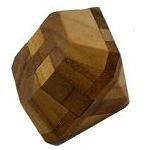 Jewel - Wooden Brain Teaser Puzzle