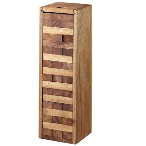 Jumbling Tower - Classic Wooden Game