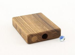 Lost Marble - Wooden Brain Teaser Puzzle