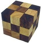 Snake Cube (Large) Brain Teaser Puzzle