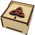 Einstein Box - Secret Box Brainteaser Puzzle