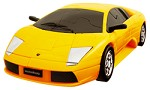 Lamborghini Murcielago - Yellow 3D Jigsaw Puzzle Car Kit