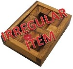 Irregular - Inside Out - Wooden Brainteaser Puzzle