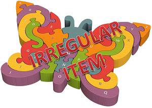 Irregular - Butterfly A To Z - Alphabet Chunky Wooden Puzzle