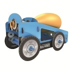 The Jet Car - Educational Scientific Puzzle Toy