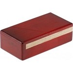 Secret Opening Puzzle Box Large - Tricky Wooden Puzzle Box