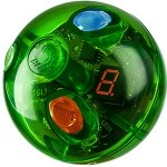 Iball4 - Brain Teaser Electronic Game - Green