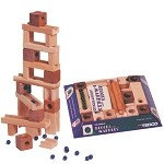 Blocks & Marbles - Standard Set Wooden Maze